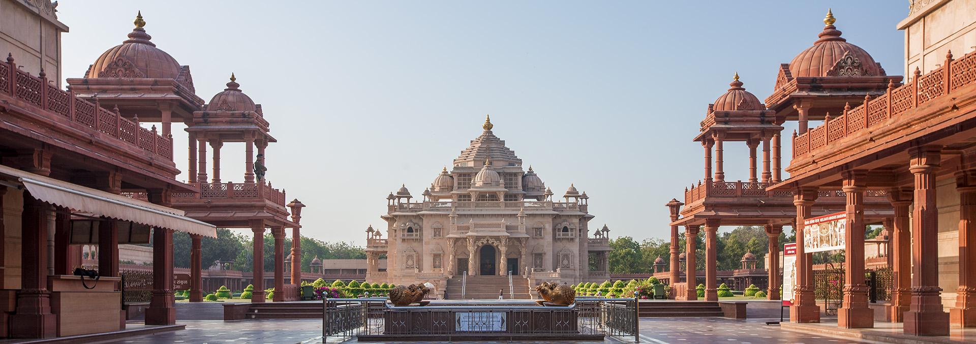 Swaminarayan Akshardham - Making of