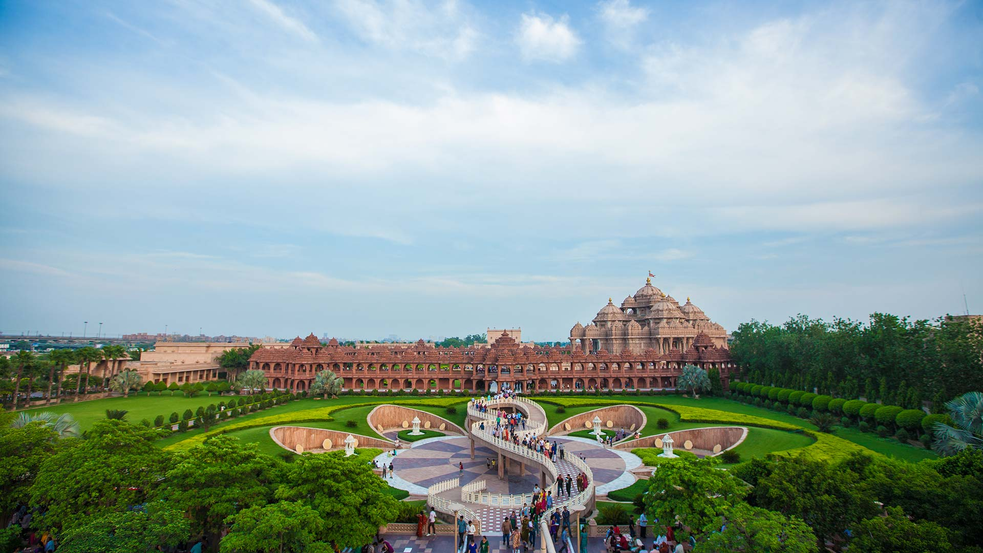 Photo galleries swaminarayan akshardham new delhi thematic gardens thecheapjerseys Choice Image