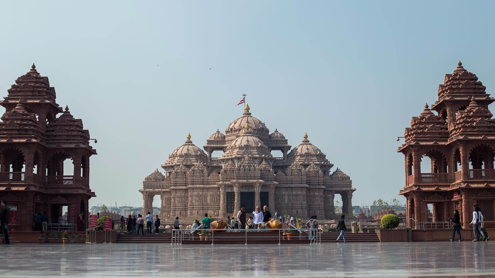 different types of temples in india