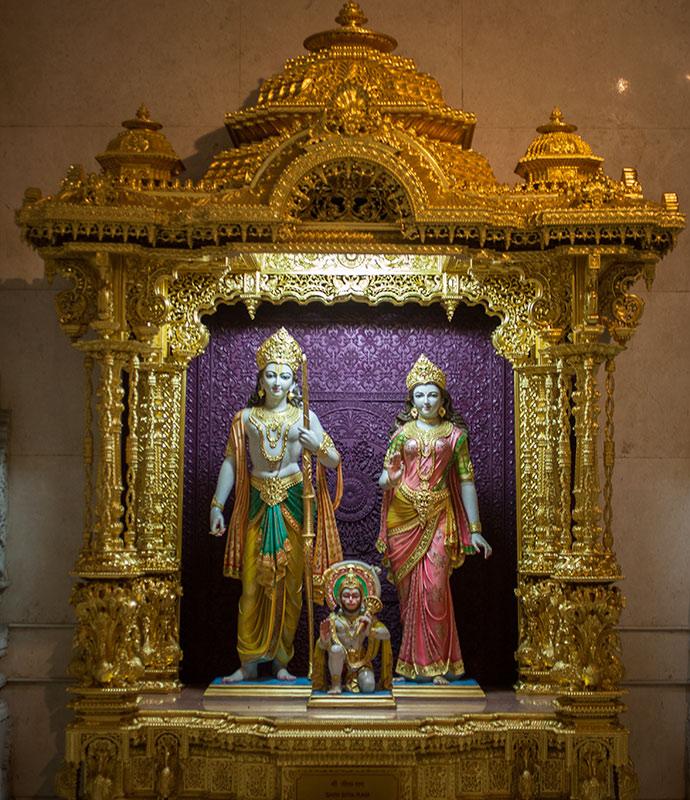 Akshardham: Shri Ram-Sita