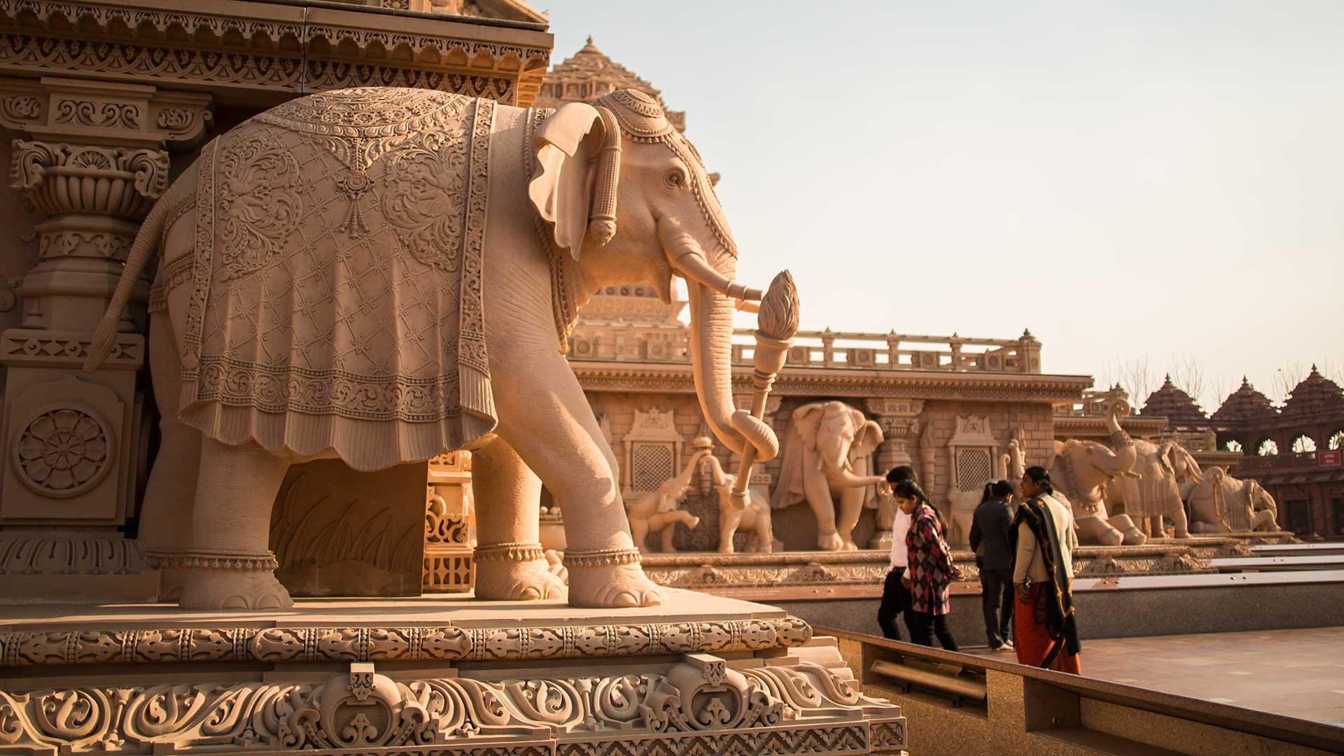 Gajendra Peeth Pictures Ndash Swaminarayan Akshardham New Delhi