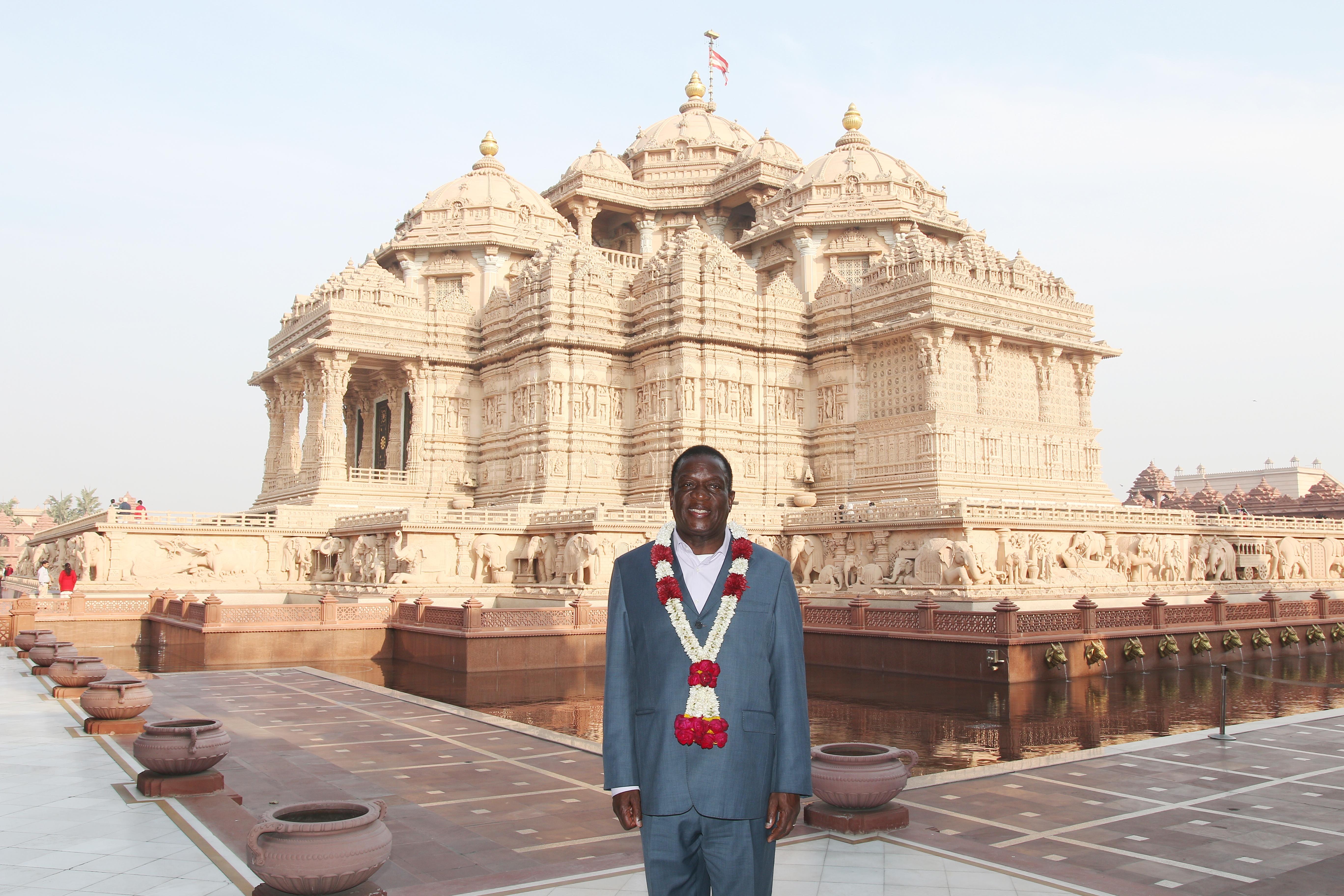 Visit – Swaminarayan Akshardham New Delhi